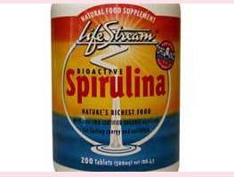 Organic Spirulina Tablets 2 kg